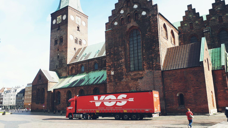 Vos transport group Denemarken