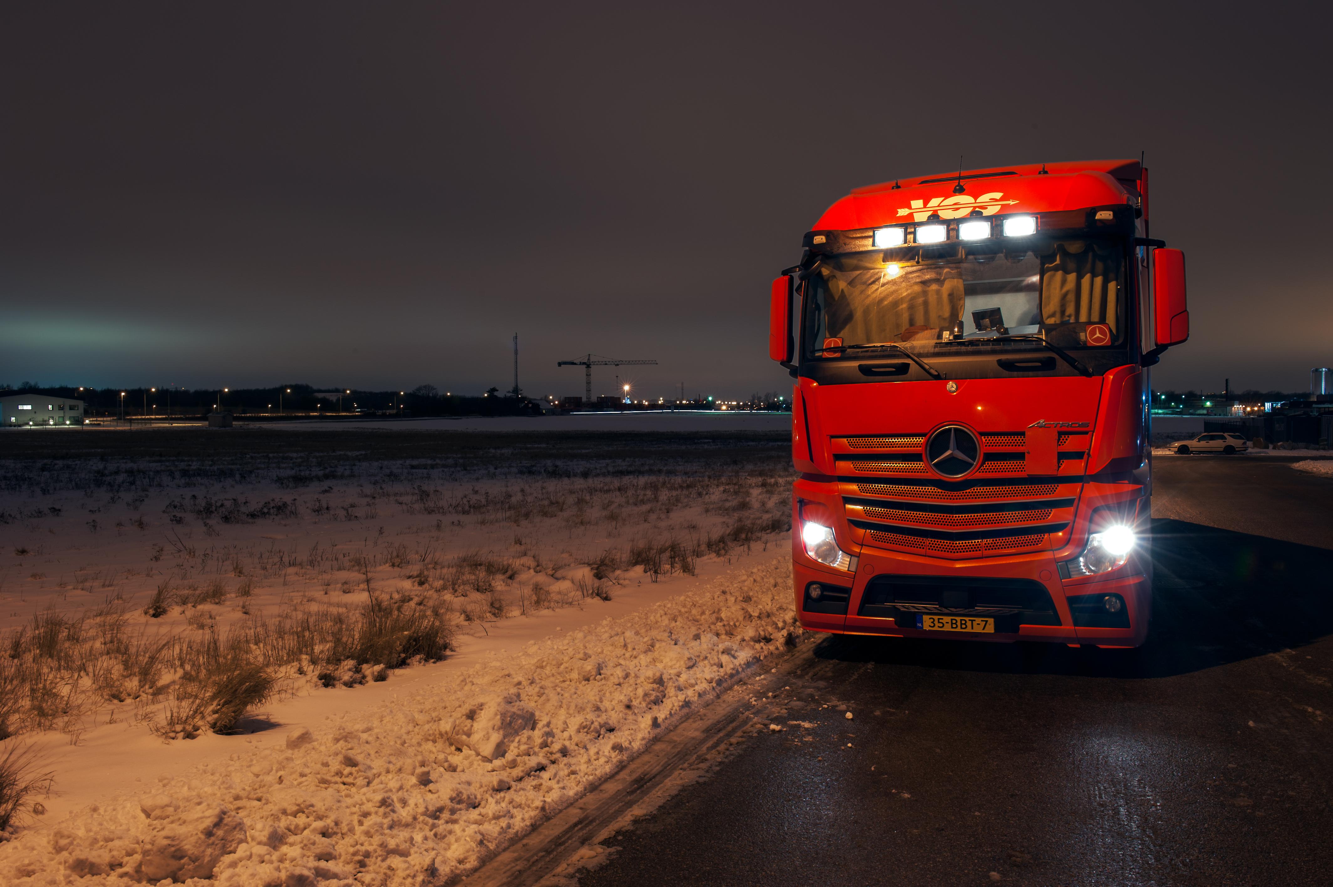 Transporteren naar Scandinavië