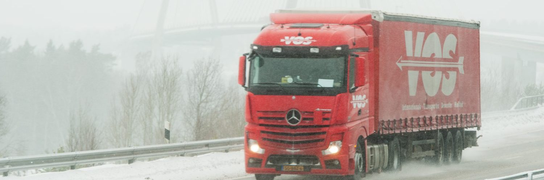 HACCP vervoer met Vos Transport