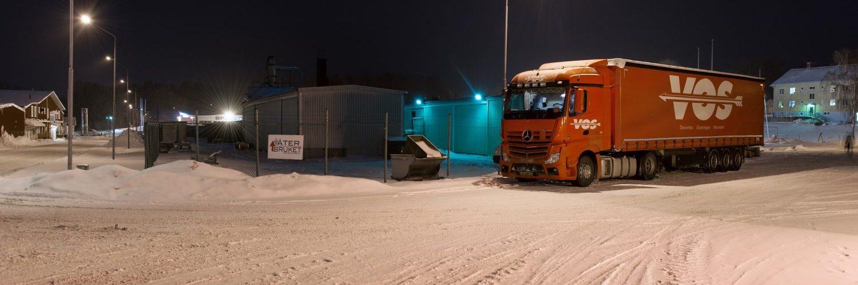 Warenhuis Vos Transport