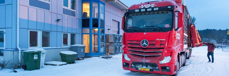 Voorwaarden Transportbedrijf Vos