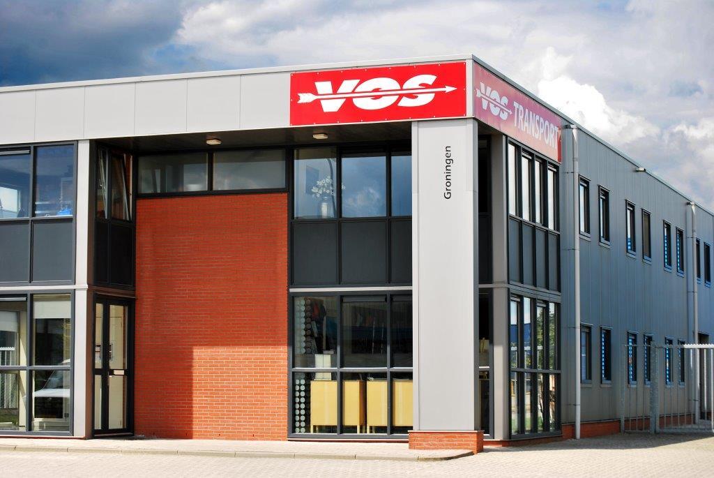 Vestigingen Vos Transport