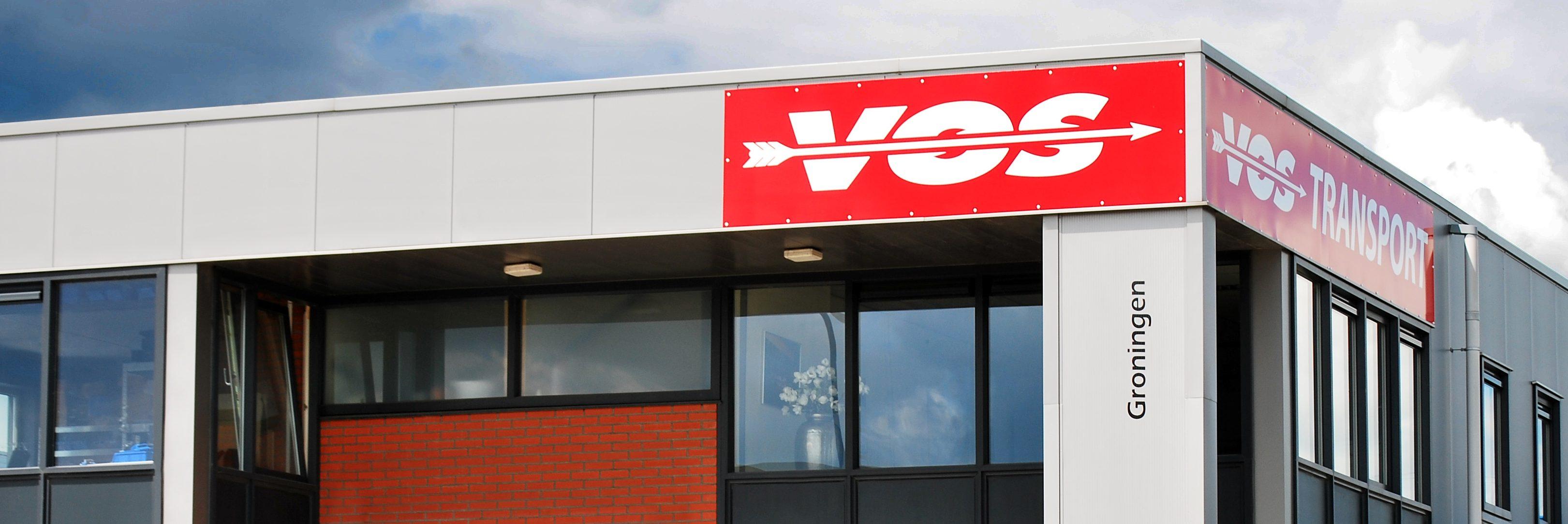 Vestiging Groningen Vos Transport