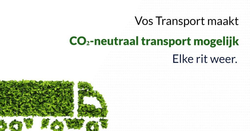 co2 neutraal transport