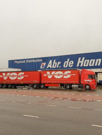 Vos Transport neemt abr. de Haan logistics over