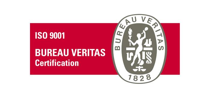 ISO 9001 certificaat