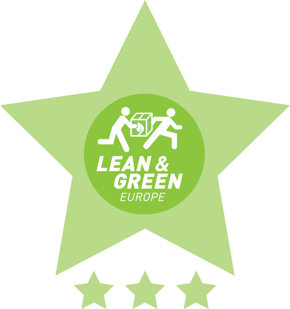 Lean and green stars