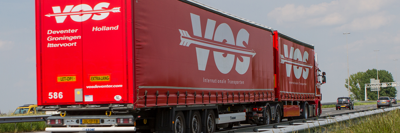 Duurzaamheid en kwaliteit Vos Transport