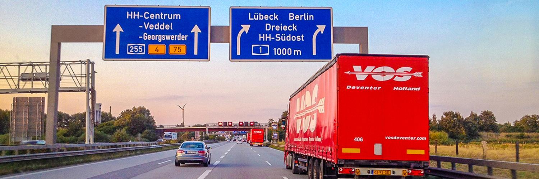 snelweg Vos