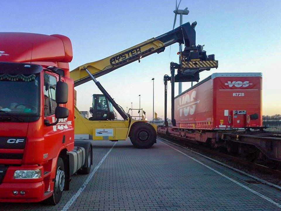 Intermodaal transport