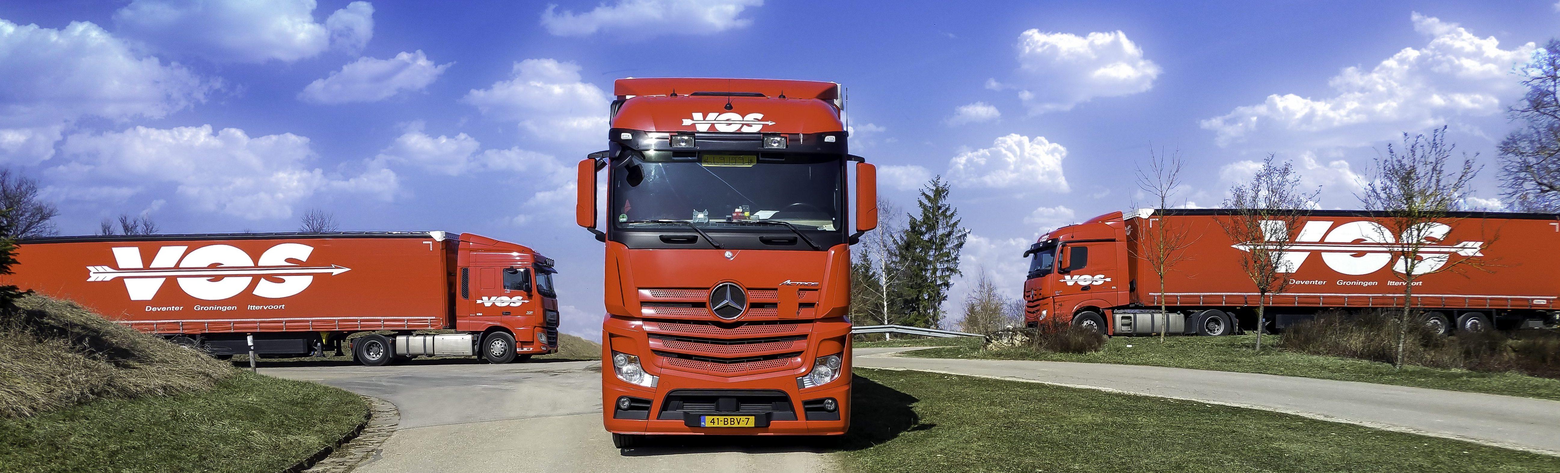 Contactgegevens Vos Transport